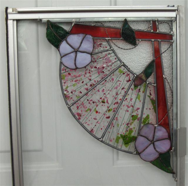 1000 images about coin de fen tre on pinterest stained for Decoration fenetre vitrail